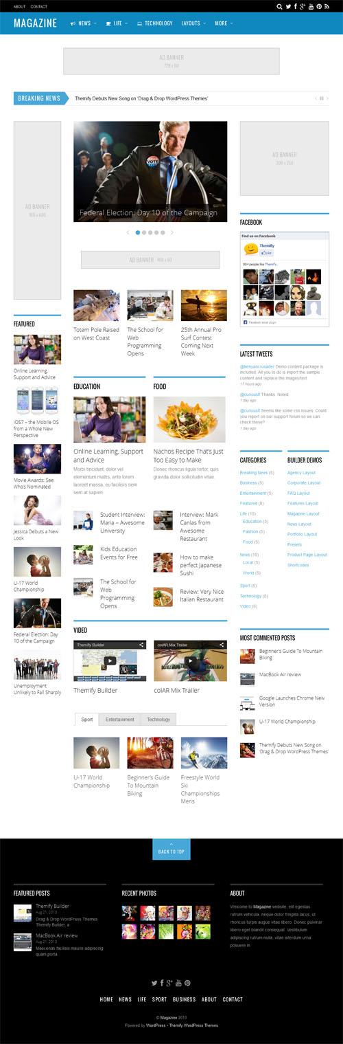 magazine-themify