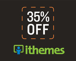 35% Off Everything at iThemes During October