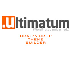 Ultimatum: Drag and Drop Responsive WordPress Theme Builder