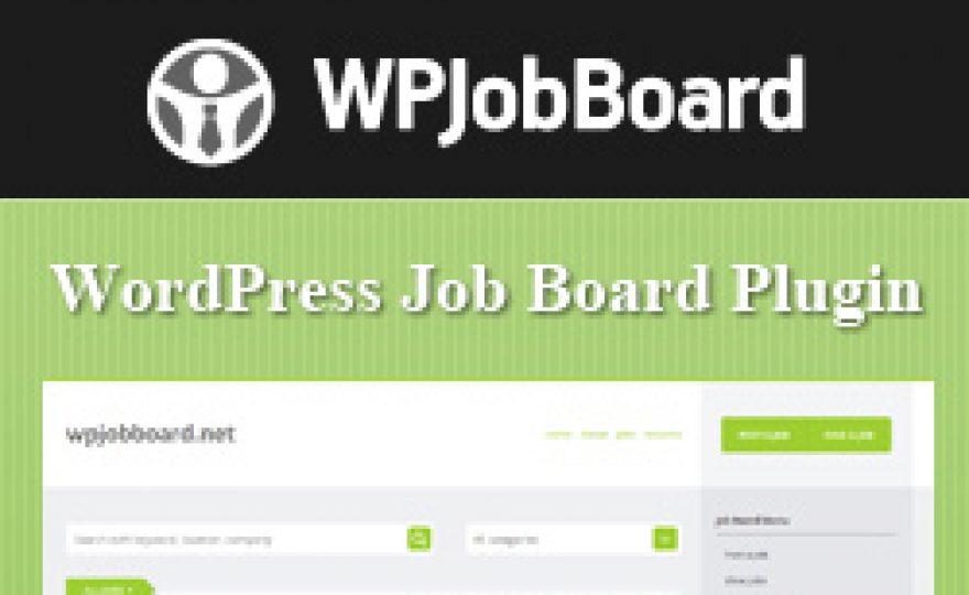WPJobBoard: Job Board WordPress Plugin Review