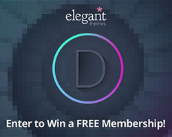 Giveaway: Win 3 Elegant Themes Lifetime Access Accounts – and the New Divi Theme