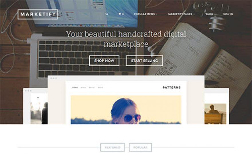 10+ Best Marketplace WordPress Themes