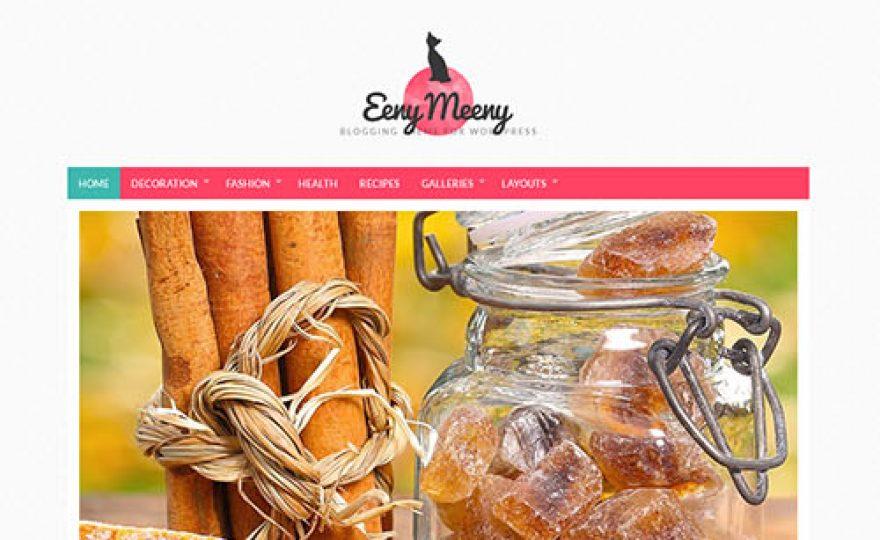 Eeny Meeny Premium WordPress Theme