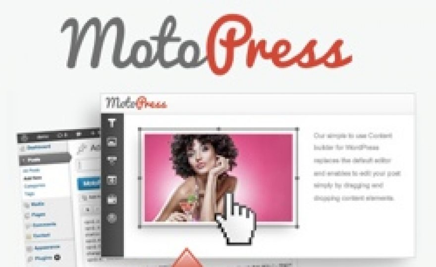 MotoPress: Drag & Drop Content Editor WordPress Plugin