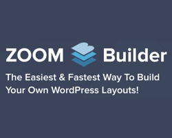 ZOOM Builder: Drag and Drop Layout Builder Plugin for WordPress