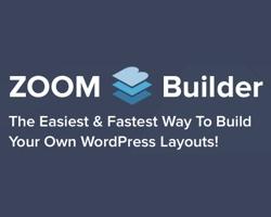 ZOOM Builder: Drag and Drop Layout Builder Plugin for WordPress