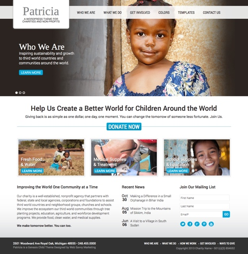 patricia-theme