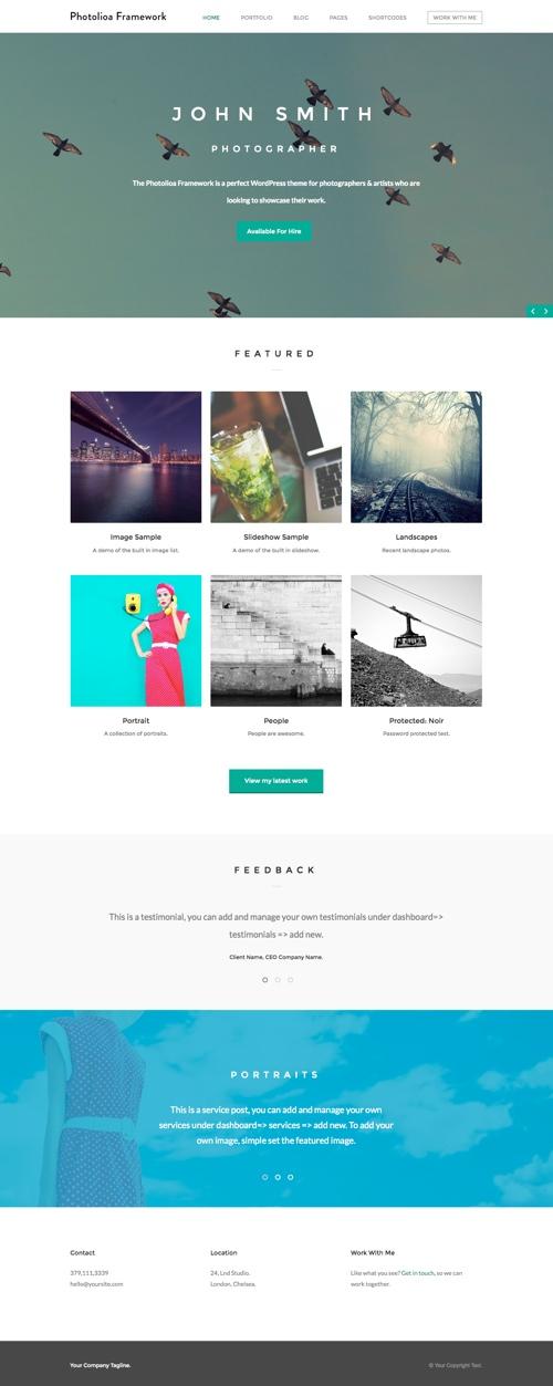 photolioa-framework