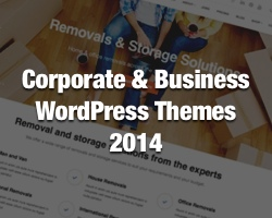 50 Best Corporate Business Wordpress Themes 2014