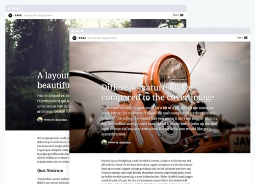 The Best WordPress Themes for Writers