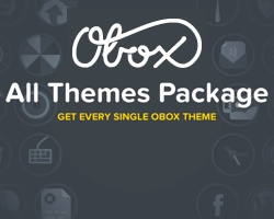 Obox Themes Introduce New All Themes Package