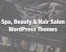 30 Best Spa Beauty Hair Salon WordPress Themes