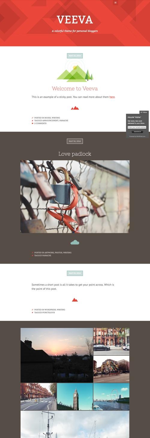 Premium Wordpress Themes By Automattic