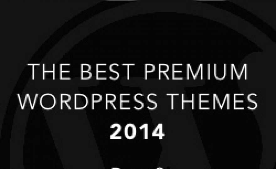 Best Premium WordPress Themes of 2014 (Part 3)