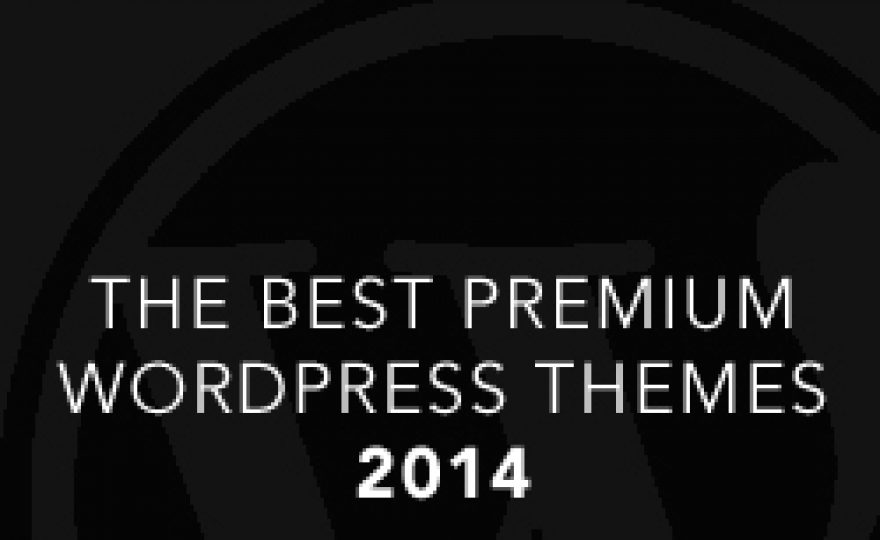 Best Premium WordPress Themes of 2014 (Part 1)