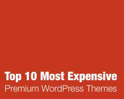 Top 10 Most Expensive Premium WordPress Themes