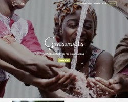 Grassroots – Non Profit WordPress Theme