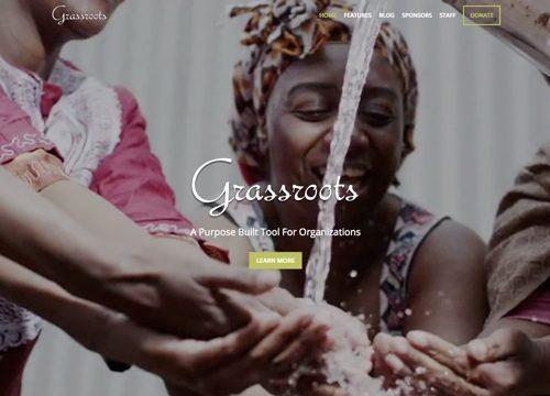 Grassroots – Non Profit WordPress Theme