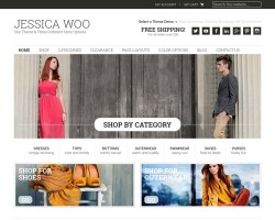 Jessica – WordPress Ecommerce Store Theme