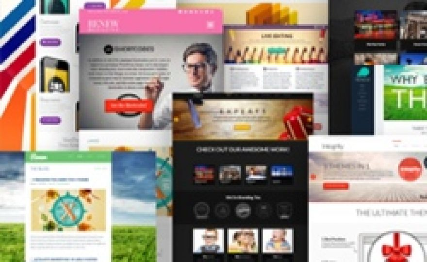 15 Super Customizable, All-in-One, Multi-Purpose WordPress Themes