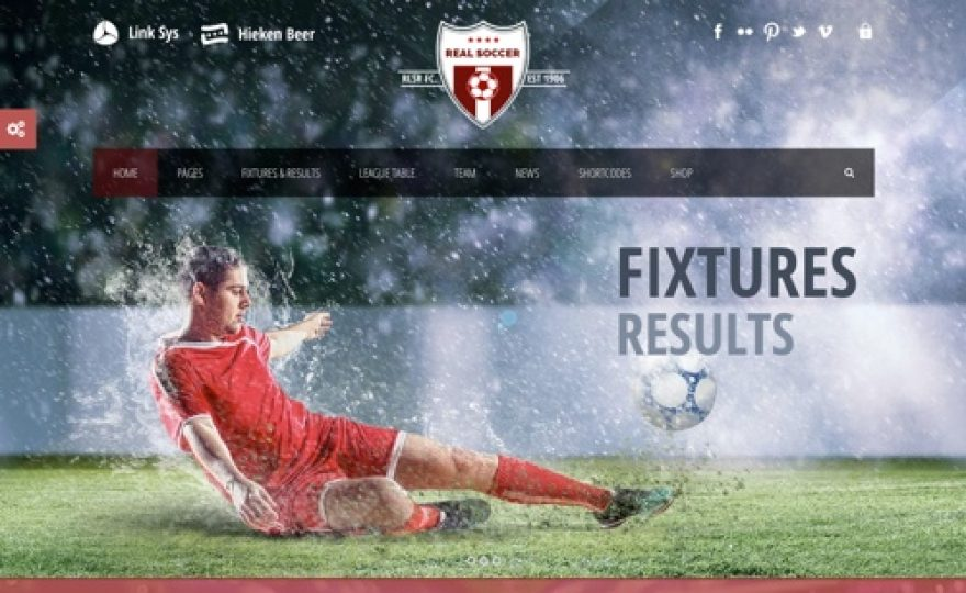 The Best Sport WordPress Themes