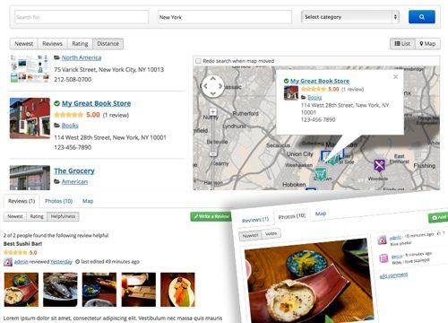 30+ Free & Premium WordPress Directory Themes + Plugins