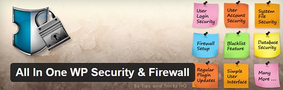 WordPress › All In One WP Security   Firewall « WordPress Plugins