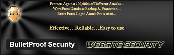 WordPress › BulletProof Security « WordPress Plugins