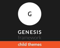 15+ Places to Buy Premium Child Themes for the Genesis Framework