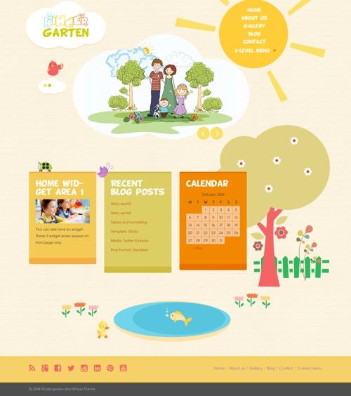 kindergarten-theme