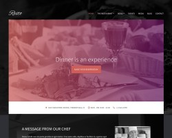 Resto: WordPress Restaurant & Bar Theme