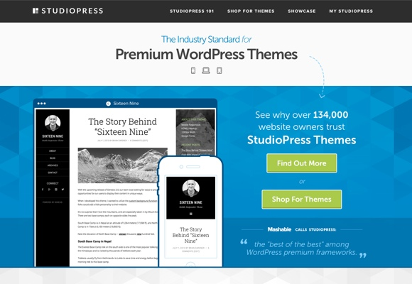 15+ Places to Buy Child Themes for the Genesis Framework