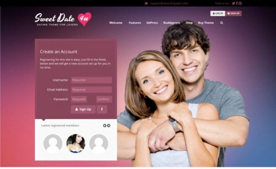 WordPress matchmaking thema