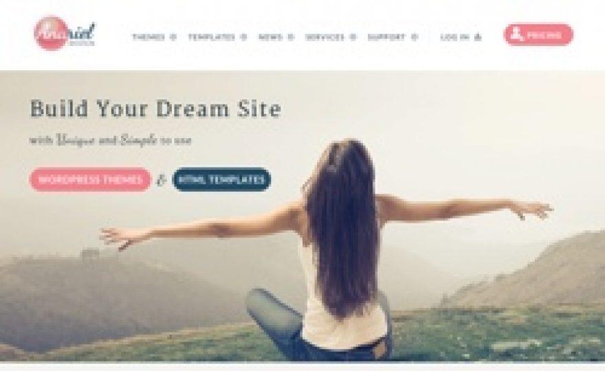 Premium WordPress Themes by Anariel Design