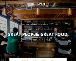 The Spot WordPress Theme