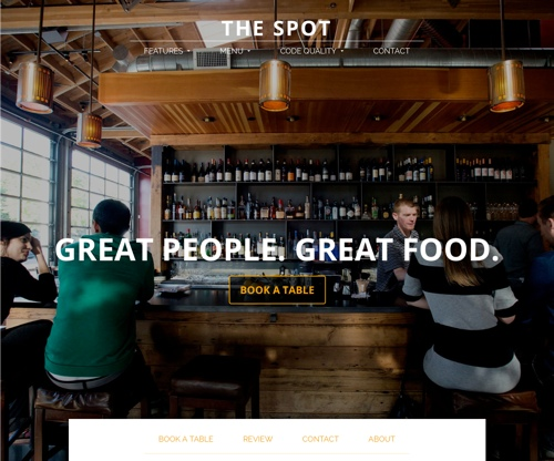 10+ Best Pub, Bar & Brewery WordPress Themes 2018