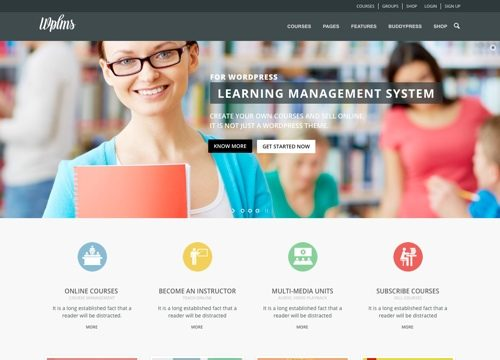 9 Learning Management System (LMS) WordPress Themes