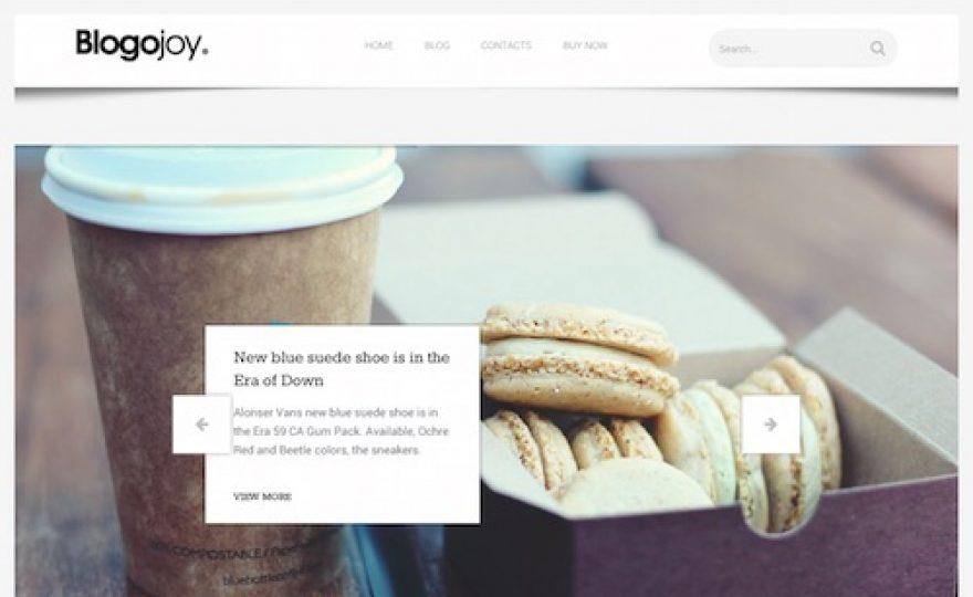 Blogojoy WordPress Theme