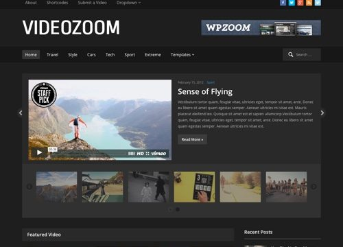 Best Multimedia & Video WordPress Themes