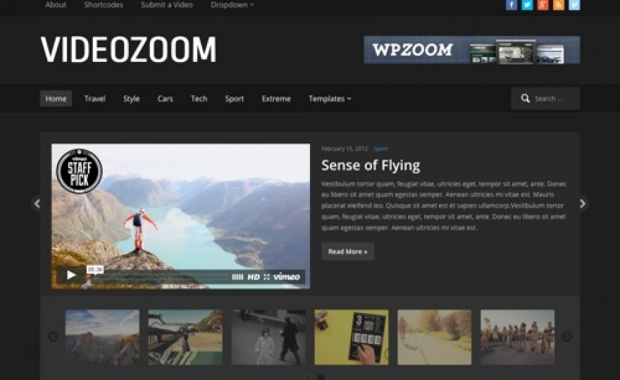 Best Multimedia & Video WordPress Themes