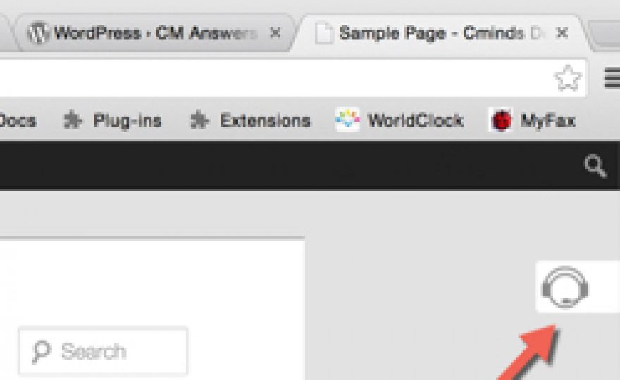 CM On-Boarding: A Help and Information Widget Plugin for WordPress