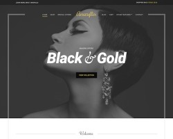 Amaryllis: WordPress WooCommerce Theme