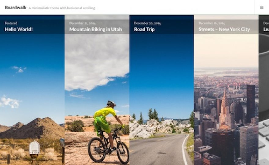 20 Of The Best Free Photography WordPress Themes