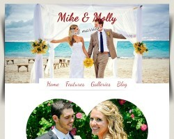 Together: WordPress Wedding Theme