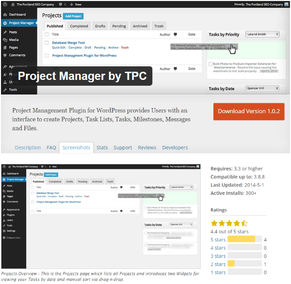 Project Manager by TPC