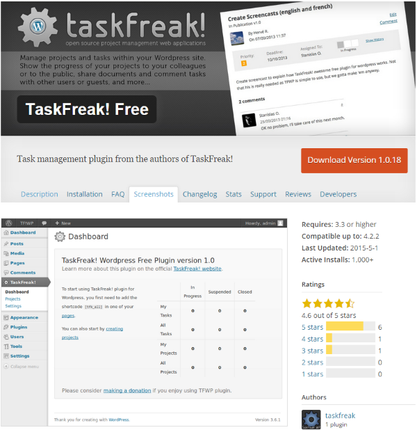 TaskFreak! Free