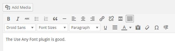 Use Any Font Editor
