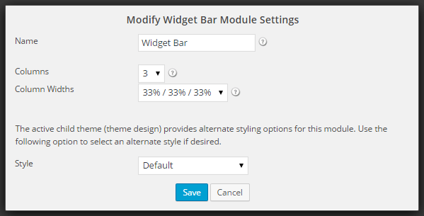 iThemes Builder Review Module Settings