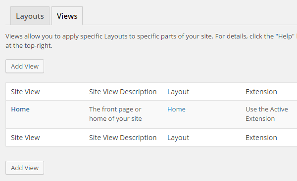 iThemes Builder Review View Management