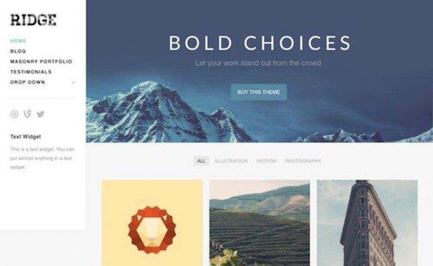 New Premium WordPress Themes: May 2015
